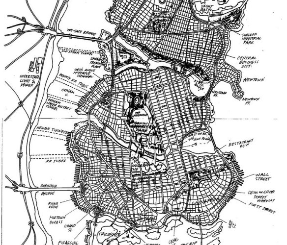 The Cartographer Who Mapped Out Gotham City | Arts & Culture | Smithsonian