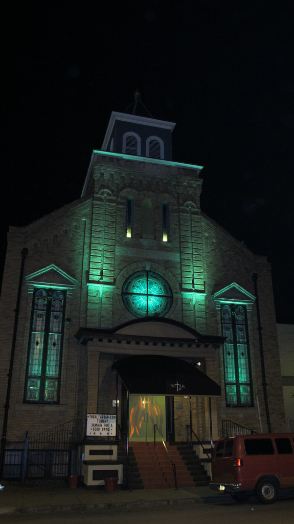 Altar Bar Green